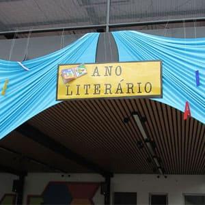 Abertura Ano Literário - Educação Infantil