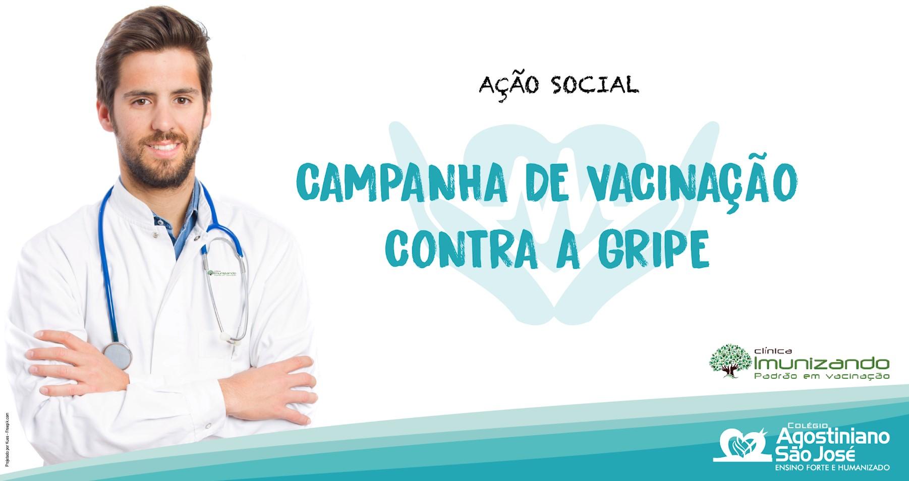 O Pulo do Gato – Rádio Bandeirantes - Campanha de vacinação