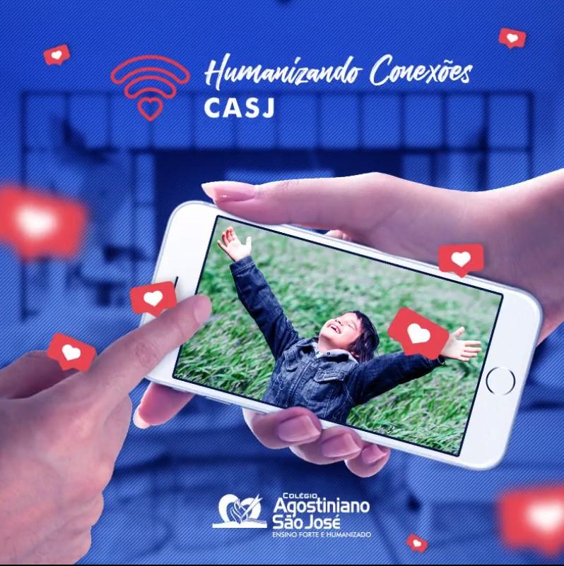 Jornal Gente – Rádio Bandeirantes – 21/08 - Campanha Humanizando Conexões