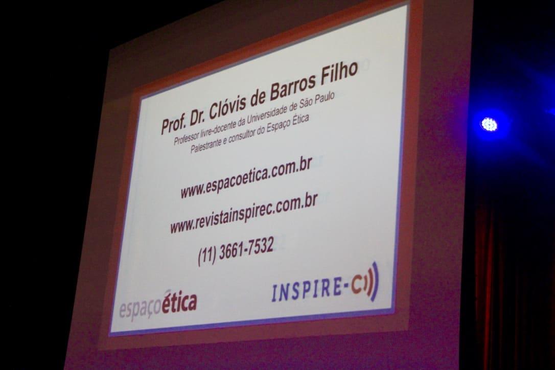 Palestra - Ética | Professor Doutor Clóvis de Barros Filho