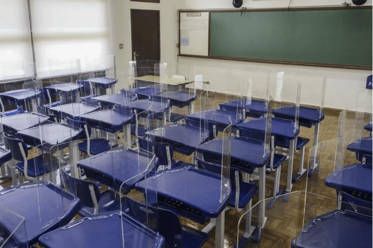 Matéria Jovem Pan: Volta às aulas pós-pandemia