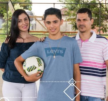 Entrevista – Revista Fiat – 10 de abril - Colaboração da família em atividades extracurriculares