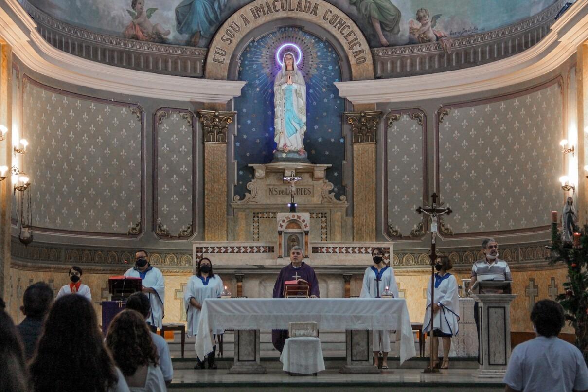 Batismo e Primeira Eucaristia